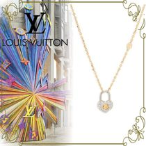 【LOUIS VUITTON ハートの鍵が可愛い】In Lock Strass  Necklace