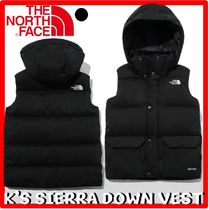 ☆新作☆The North Face☆K'S SIERRA DOWN VES.T☆ダウンベスト
