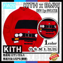 [20FW/AW] KITH FOR BMW E30 SWEATER [追跡付き]