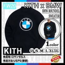 [20FW/AW] KITH FOR BMW ROUNDEL SWEATER [追跡付き]