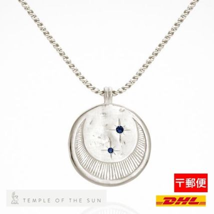 【TEMPLE OF THE SUN】Celeste Necklace シルバー/月/星/追跡便
