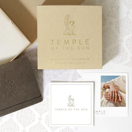 TEMPLE OF THE SUN ネックレス・ペンダント 【TEMPLE OF THE SUN】Celeste Necklace シルバー/月/星/追跡便(5)