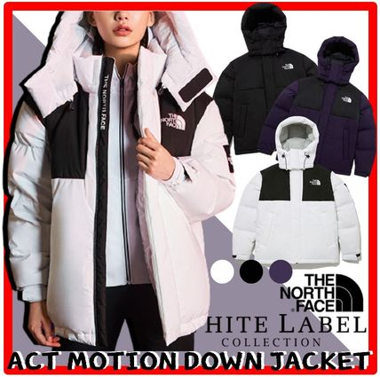 THE NORTH FACE ダウンジャケット・コート ☆人気☆THE NORTH FACE☆ACT MOTION DOWN JACKE.T☆ダウン☆
