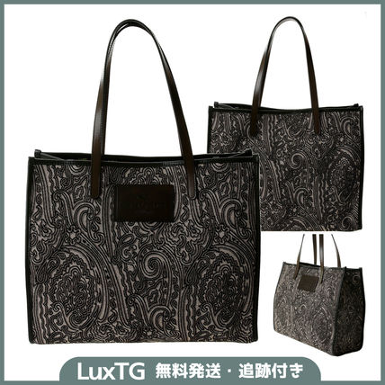 ☆Etro☆Paisley Tote bag☆エトロペイズリートートバッグ☆