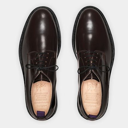 """""""Eytys"""" Kingston leather derby shoes DarkBrown"""