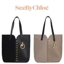 See By Chloe ガイアトートバッグ2色