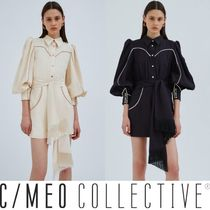CAMEO COLLECTIVE(カメオコレクティブ) ワンピース 2020AW【C/MEO】フリンジベルト付お洒落ワンピース♪全2色