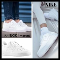 【NIKE】〜25cm大人もOK! 大人気のAIR FORCE 1 LOW06 GS