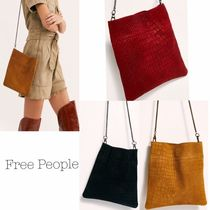 ☆Free People☆Suede Crossbody ポシェット