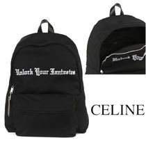 CELIN UNLOCK YOUR FANTASIES NYLON BACKPACK