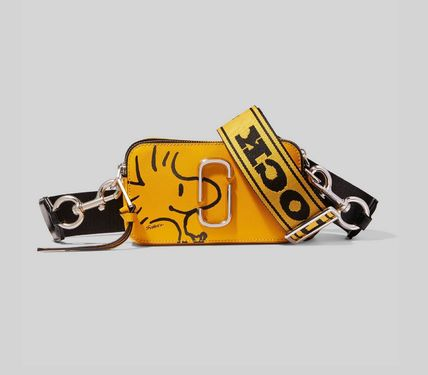 MARC JACOBS ショルダーバッグ・ポシェット 【PEANUTS × MARC JACOBS】THE SNAPSHOT ショルダー バッグ(6)