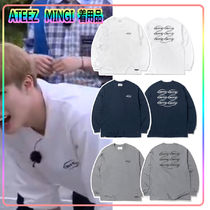 【CRITIC】 OVAL LOGO LONG SLEEVES  ★ATEEZ MINGI着用★