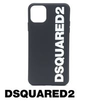 D SQUARED2 ロゴ プリント iPhone 11 Pro Max case 黒 ★ギフト