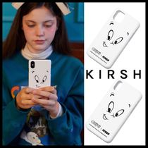 ★KIRSH×CASPER★casper face iPhone case【追跡有/関税込】