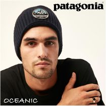 【Patagonia】BRODEO FITZROY SCOPE BEANIE ロゴ入り ビーニー