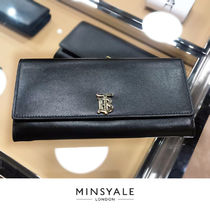 【BURBERRY OUTLET 新品】BURBERRY LONG WALLET 長財布
