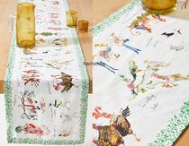 Twelve Days of Christmas Menagerie Table Runner