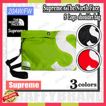 【20AW/FW】SUPREME x The North Face S Logo Shoulder Bag