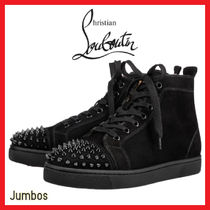 【Christian Louboutin】Lou Spikes ハイカット スニーカー
