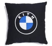 KITH NYC(キスニューヨークシティ) クッション・クッションカバー Kith NYC x BMW★送料・関税込み★Pillow Black クッション 枕