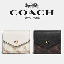 Coach【国内発送・関税込】Small Wallet Horse And Carriage