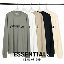 入手困難!Fear of God ESSENTIALS  Long Sleeve ロンT
