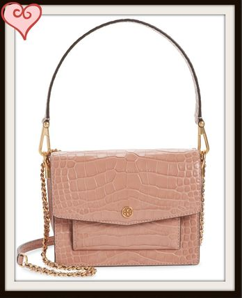 かわいい3WAY★Tory Burch★Robinson Embossed