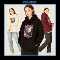 [ODDSTUDIO] CRYING LOOSE-FIT HOOD 3COLOR 送料無料 ストリート