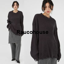 RAUCOHOUSE Demage Golji Knitware