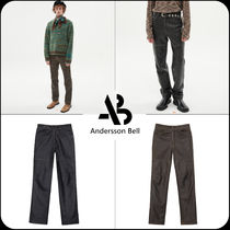 [ANDERSSON BELL]★限定販売★NEW MEXICO LEATHER PANTS