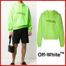 ◆Off-White◆3D ロゴイエローフーディパーカー◆正規品◆