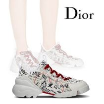 【DIOR】 D-CONNECTDIORAMOURグラフィティスニーカー【新作!】
