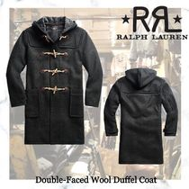 NEW!ロンハーマン取り扱い【RRL】Double-Faced Wool Duffel Coat
