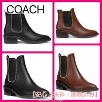 *COACH*Bowery Bootie ブーティー 送料・関税込み♪