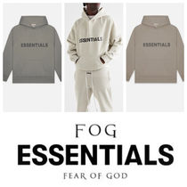 【2020新作】Fear Of God Essentials Logo  パーカー