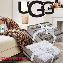 ★ UGG ★ Wild Luxury Faux Fur Throw Blanket  ブランケット