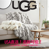 ★ UGG ★Kaley Faux Fur Throw Blanket   ブランケット