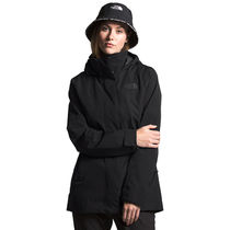 SALE☆お早めに!The North Face W's Westoak City Trench Coat