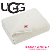 ★UGG★Classic Sherpa Throw Blanket in Snow  ブランケット