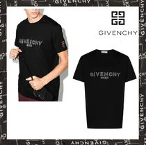 【GIVENCHY】☆20AW☆ パッチ付きGIVENCHY Tシャツ