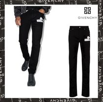 【GIVENCHY】☆20AW☆ プリント入りジーンズ