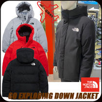 【THE NORTH FACE】GO EXPLORING DOWN JACKET★男女兼用★