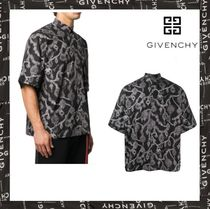 【GIVENCHY】☆20AW☆ STUDIO HOMMEジュエリー プリントシャツ