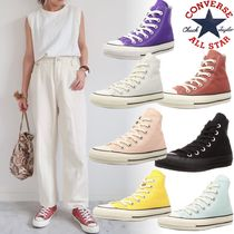 【CONVERSE★ALL STAR】100 カラーズ ハイカット☆7カラー