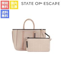 State of Escape(ステイトオブエスケープ) ショルダーバッグ 国内在庫 State of Escape PETITE blush ロンハーマン 取扱