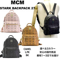 SALE◆国内発◆ MCM STARK 27 BACKPACK バックパック MMKAAVE10