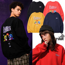 ★TWN x BUBBLEBOBBLE★日本未入荷 Bubble Box Sweat Shirts