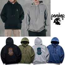 ★20-21FW新作★PERSTEP★NEVER STOP HOODIE_4色