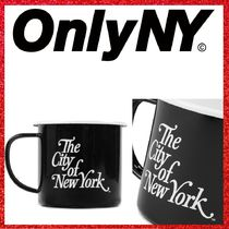 ONLY NY(オンリーニューヨーク) コップ・グラス 【関税送料無料】Only NY 10オンス エナメルマグカップ