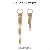 EXCLUSIVE【Justine Clenquet】Shanon クリスタルピアス